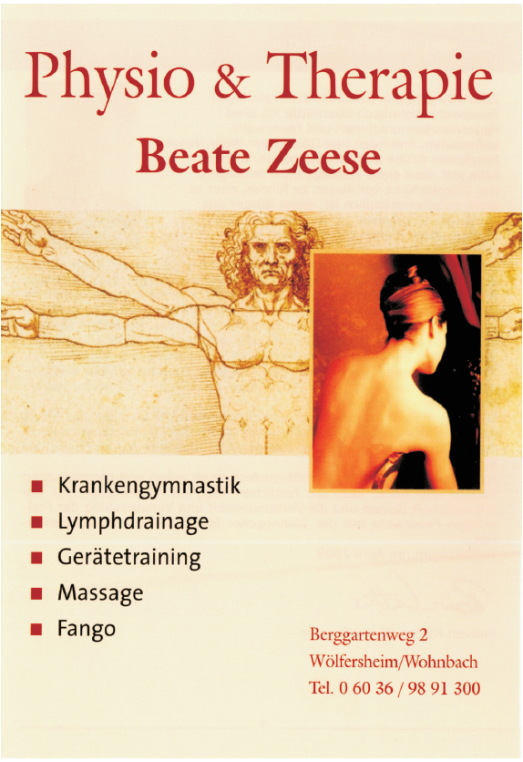 Physio & Therapie Beate Zeese